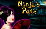 Ninja's Path новая игра Вулкан