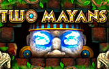 Two Mayans новая игра Вулкан